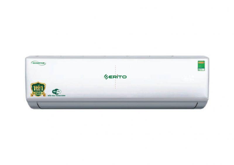 Điều hòa Erito Inverter 9000 BTU hai chiều