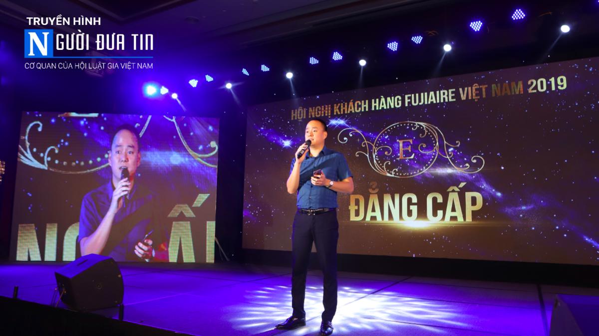 """Công ty TNHH Fujiaire Việt Nam ra mắt thương hiệu điều hòa cao cấp Erito với chủ đề """"Đẳng Cấp"""""""
