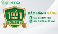 ĐIỀU HÒA THÁI LAN ERITO BẢO HÀNH 1 ĐỔI 1 TRONG 2 NĂM
