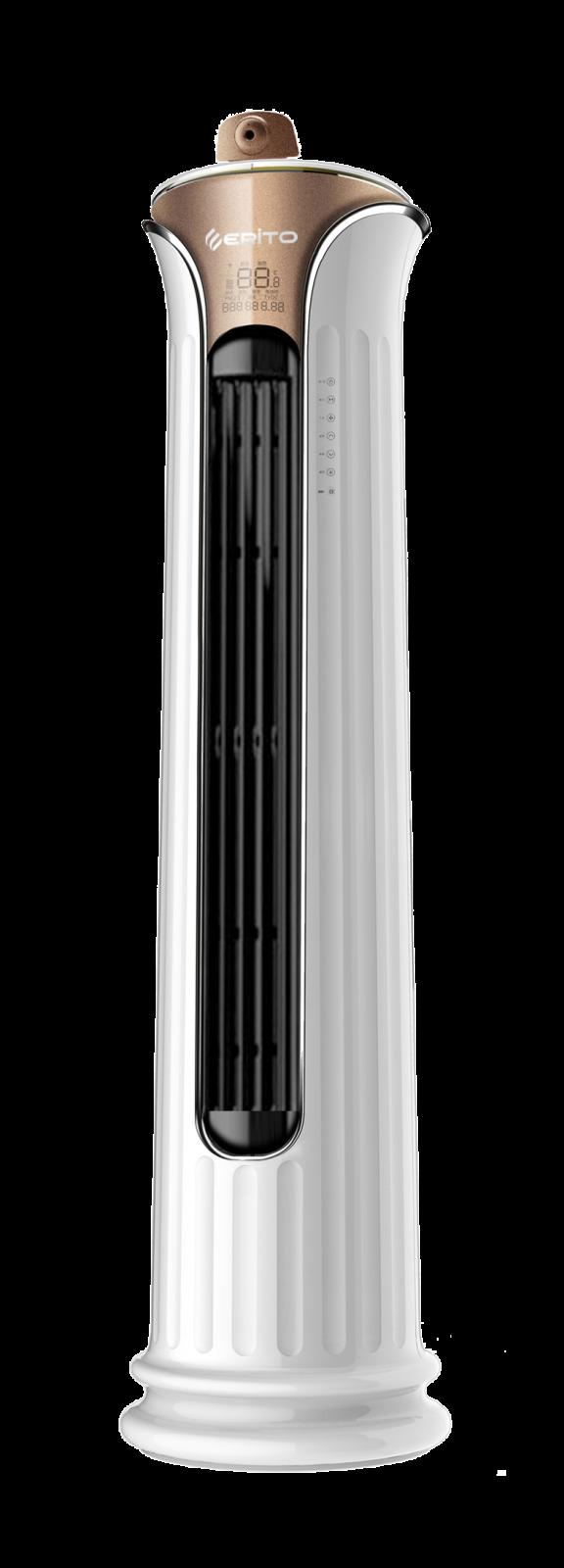 Điều hòa Erito Tủ tròn 28000 BTU hai chiều
