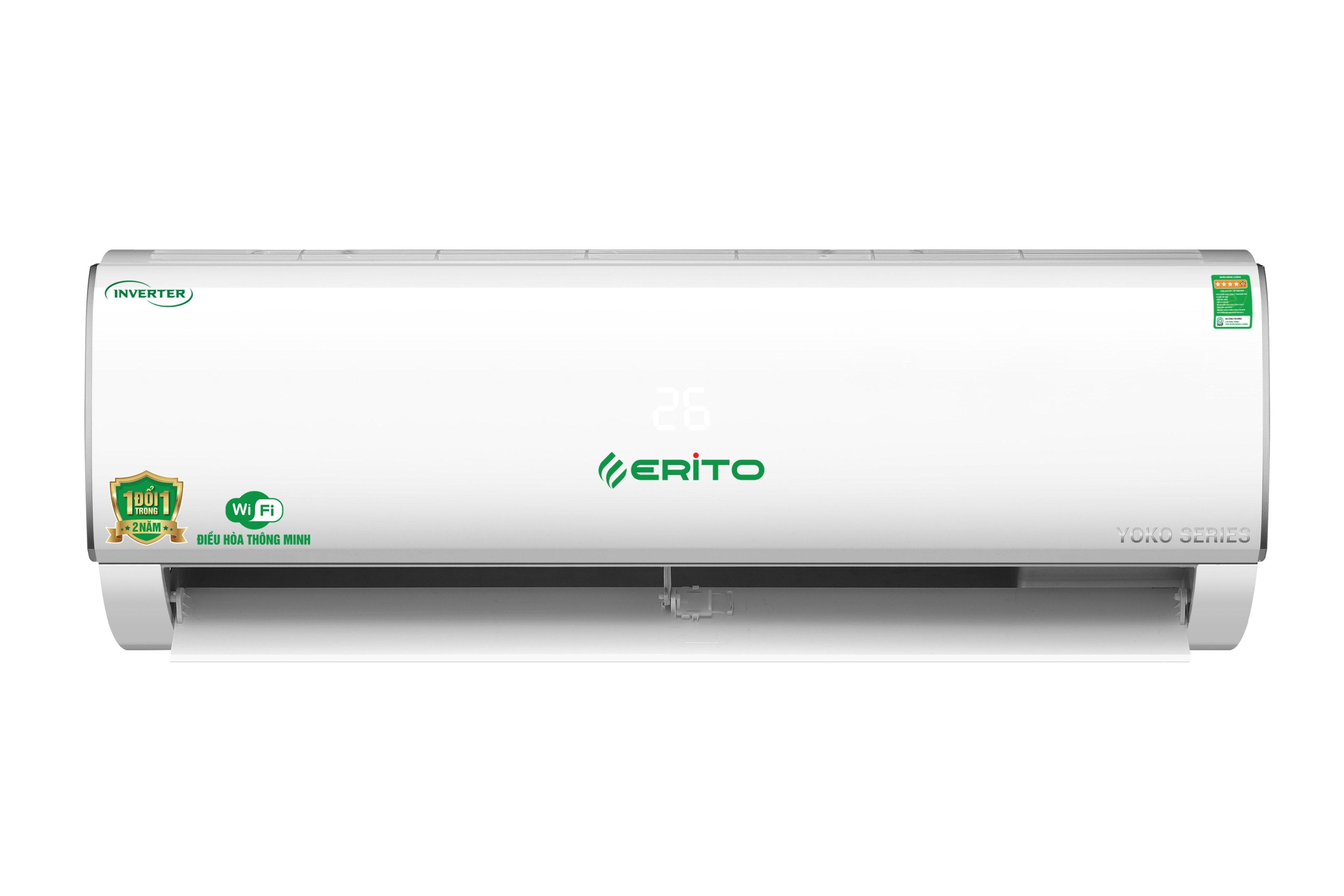 Điều hòa Yoko Series 24000BTU inverter một chiều