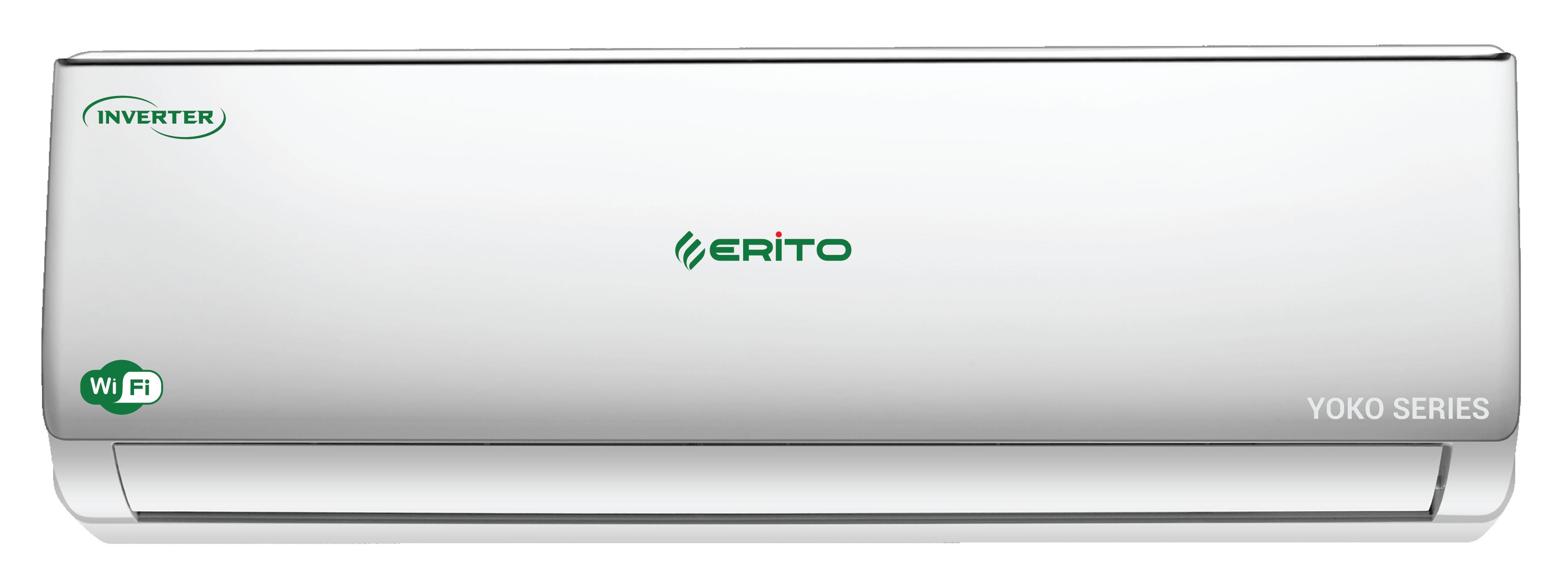 Điều hòa Yoko Series 24000BTU inverter hai chiều